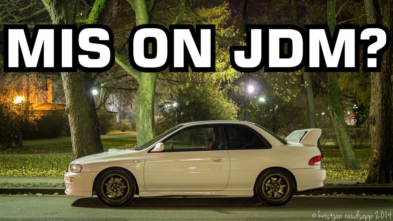 MIS ON JDM?