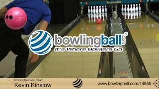 bowlingball.com Hammer Black Widow Pink Bowling Ball Reaction Video Review
