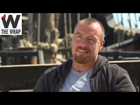'Black Sails' Star Toby Stephens Talks Flint's Gay Romance: 'He Became Himself'