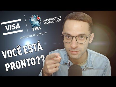 VISA FIWC 2017 - VOCÊ ESTÁ PRONTO??