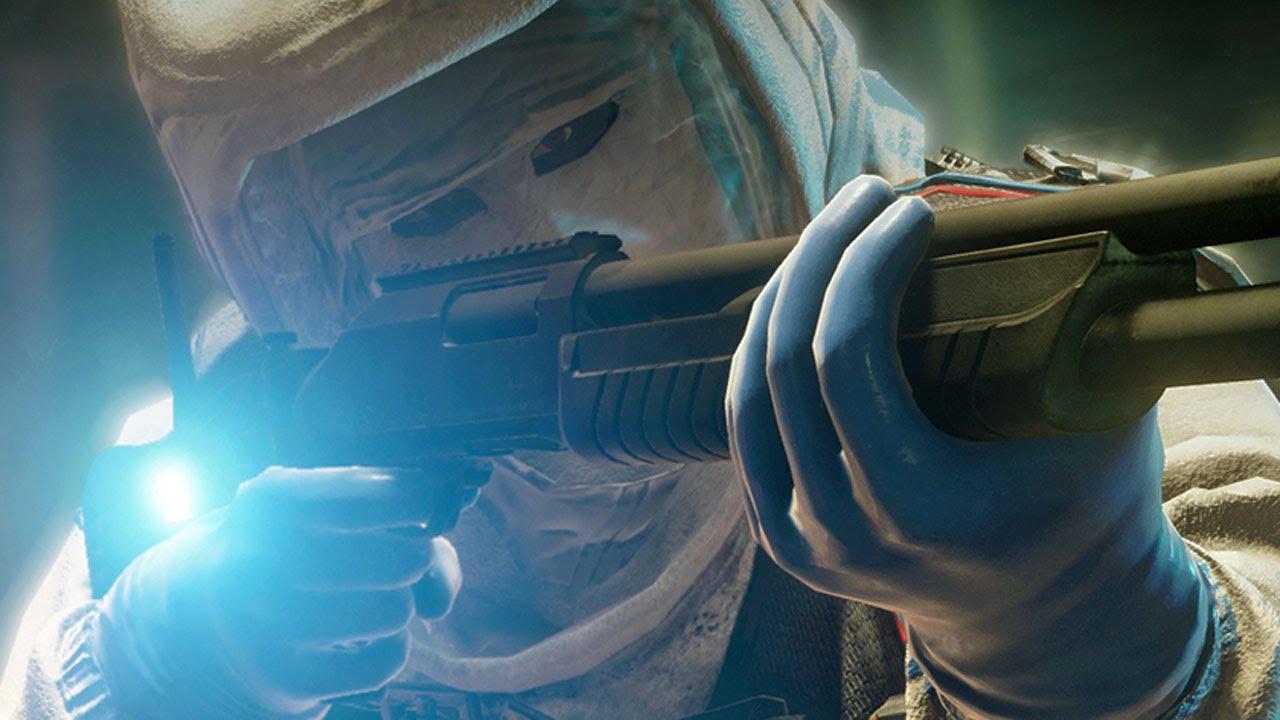 Rainbow Six Siege White Mask: TOM CLANCY'S RAINBOW SIX SIEGE White Masks Reveal Trailer