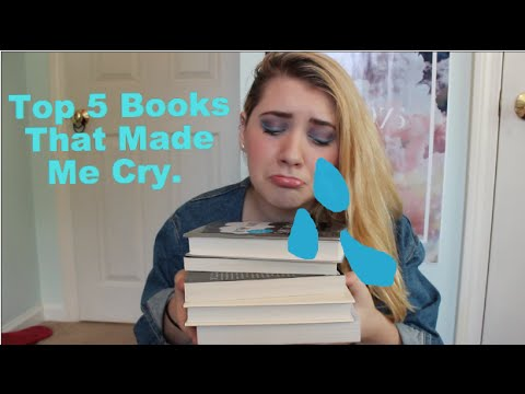 Top 5 Books That Made Me Cry! :'(