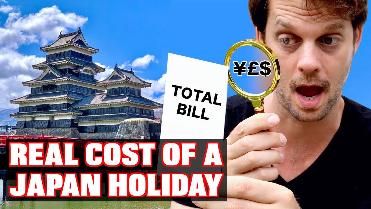 The TRUE Cost of an ACTUAL Japan Holiday: How Expensive Was it!?