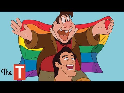 Disney's Long Complicated History With Gay Characters