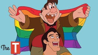 Disney's Long Complicated Hisтory With Gay Characters