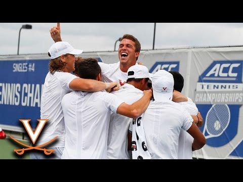 Virginia Wins 2017 ACC Men's Tennis Championship