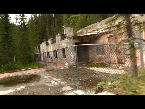 Abandoned Hot Spring Resort. Adventure #13