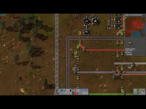 Factorio Episode 28 - Processing unit Production