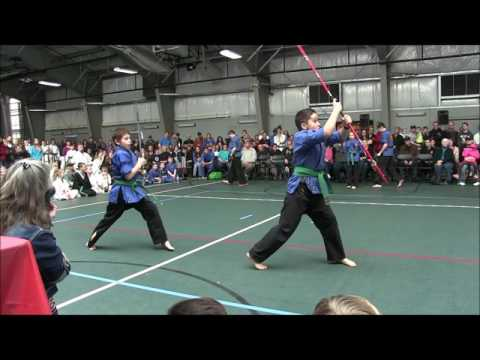 The Battle of Maine 2017 Huard's Sport Karate Team