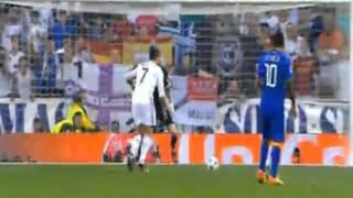Реал Мадрид 1:0 Ювентус - Криштиану Роналду (первый гол) 13.05.2015 (2:2)