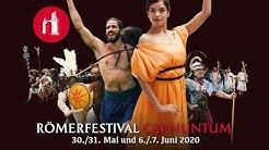 Römerfestival 2020 - Eine Vorschau