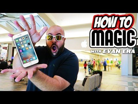 10 Amazing iPhone Magic Tricks!