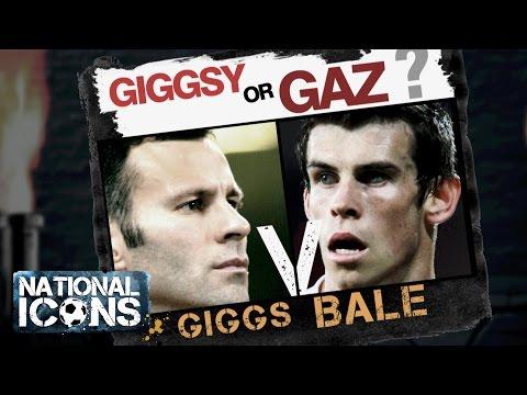 Welsh Wonders: Bale vs Giggs