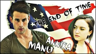 MANU Feat. ANNIKA - THE END OF TIME