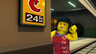 Episode 16 LEGO NINJAGO Season 2 Full Episode in English Legacy of the Green Ninja