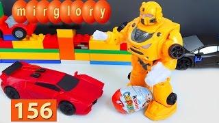 Мультики для детей Город машинок 156 серия Сюрприз Трансформеры Мультфильмы для детей mirglory