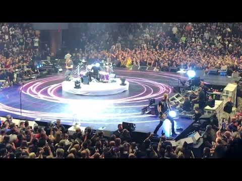 Metallica Live Uniondale, NY 2017 WorldWired Tour Full Concert AMAZING SOUND QUALITY!!