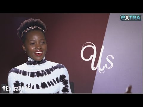 Lupita Nyong'o on That One Time She 'Terrified' Someone at an 'Us' Screening
