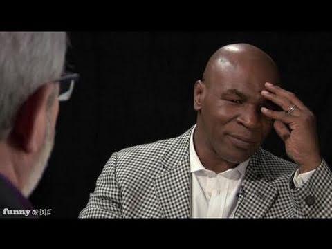 Oscar Talk with Mike Tyson & Leonard Maltin