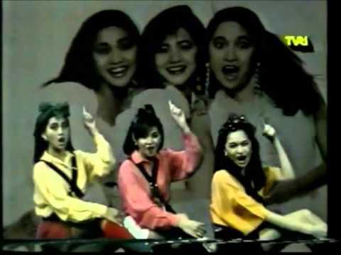 3 Dara - Nona Manis (Original Video Clip & Clear Sound)