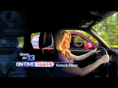WLOS News 13 On-Time Traffic Promo