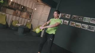 Tabata alkalommal karcsúsító gyakorlat rutin - Fogyás jóga rutin