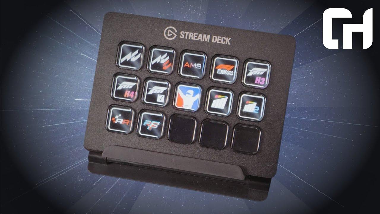 Elgato Stream Deck - A Good Sim Racing Button Box?
