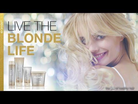 NEW: JOICO Blonde Life - lightening & brightening system