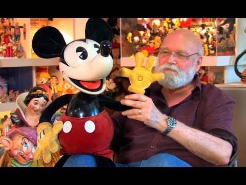 GREETINGS FROM MOUSE HEAVEN, A conversation with Mel Birnkrant