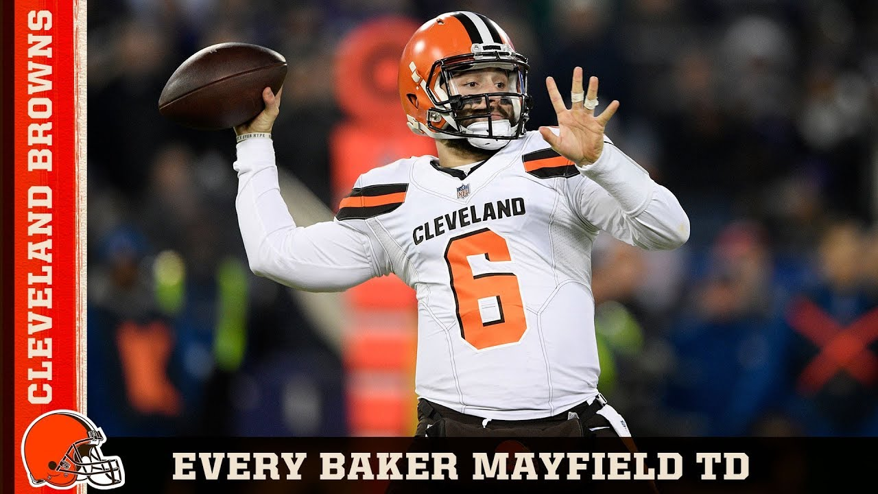 2a4294ac485b Baker Sets Rookie QB Touchdown Record in 2018