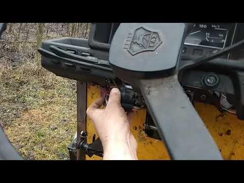 видео: Трактор 4×4 на базе Оки и ходовой УАЗ