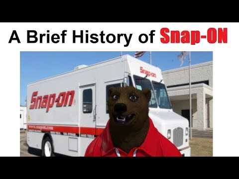 Snap-On Tools! (A Brief History)