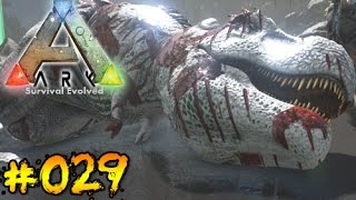 ARK #029 Alpha Carno VS. T-Rex [Deutsch/HD]