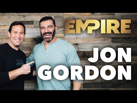Jon Gordon: Your Purpose is Greater than the Challenges - YouTube
