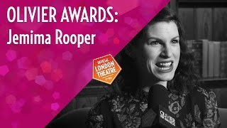 Hand To God's Jemima Rooper on its 2016 Olivier Award nomination
