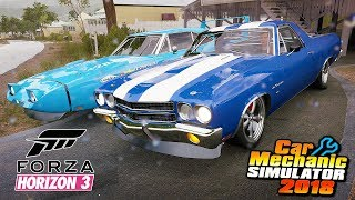 Video NINGUÉM ACREDITA!! - EL CAMINO VS DAYTONA VS OLDSMOBILE - FORZA HORIZON 3 download MP3, 3GP, MP4, WEBM, AVI, FLV Agustus 2017