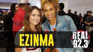 Baixar Ezinma Shreds the Violin & Shares About How Her Career Got Started | BET Weekend 2018