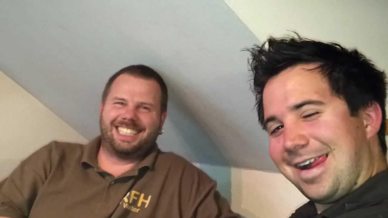RFH Folge 1 Walters wildes Wohnzimmer