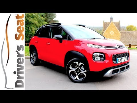 Citroen C3 Aircross 2017 SUV Review | Driver's Seat