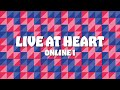 Live At Heart Online - Channel 1 - Thursday 4/4