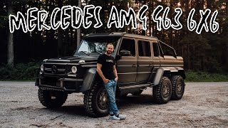 6 wheels on a MERCEDES G63 .... / #3 The Supercar Diaries