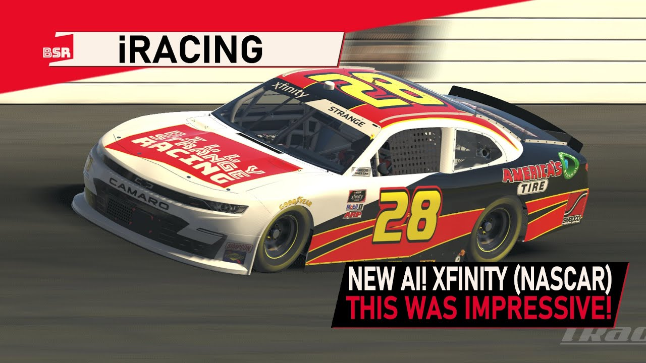 Bill Strange Racing: New AI tested driving Xfinity at Kansas
