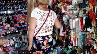 ВЛОГ: Адлер-Сочи/Обзор АДЛЕРСКИЙ РЫНОК на  ул  Демократическая  Цены Shopping