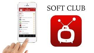 ВсеТВ - обзор приложений на iPhone от Soft Club