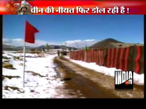 China enters Ladakh, destroyed Indian Bunkers-2