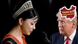 Tại Sao Trump Nên Gặp Nữ Hoàng Sắc Đẹp Này   Trung Quốc Không Kiểm Duyệt