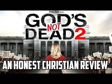 God's Not Dead 2 Review | SHOULD THIS BE A CHRISTIAN FILM? | WAR ZONE RADIO