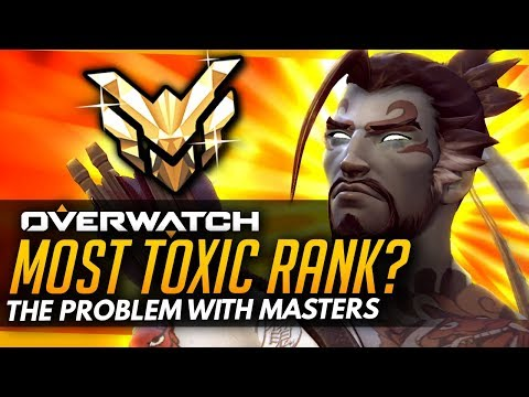 Overwatch | Why Masters Is The Most Toxic Rank