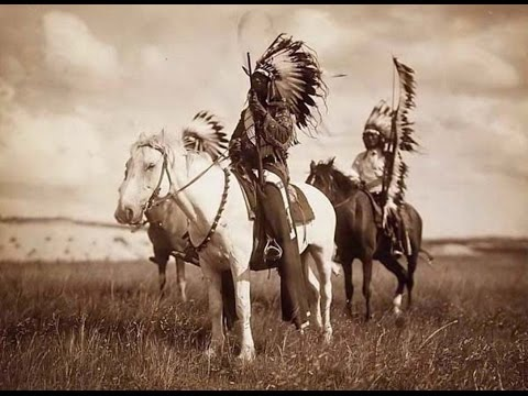 Navajo Horse Riding Song - The Native American Indian