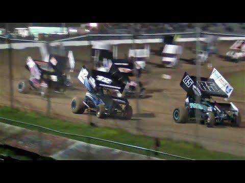 Cottage Grove Speedway-Limited Sprints 2018